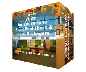 write for book packagers and educational book publishers