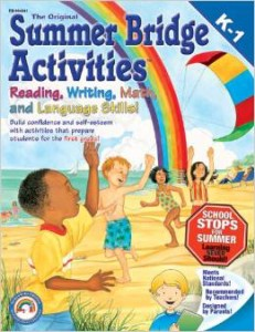 Summer Bridge Activities K - 1st