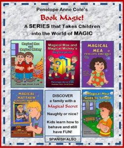 Penelope Anne Cole's magical series