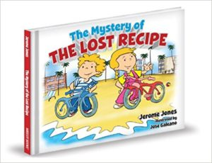 the mystery of the lost recipe
