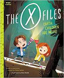 x-files human children are weird